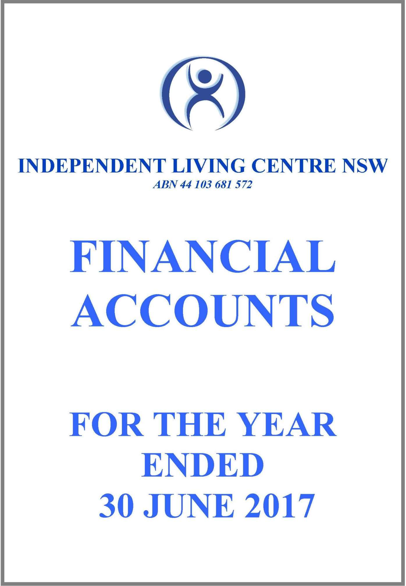 2016-2017 ILC Financial Report