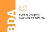 Bulding Designers Association NSW logo